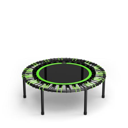 Green Standard Mat / Green & Black Bungees