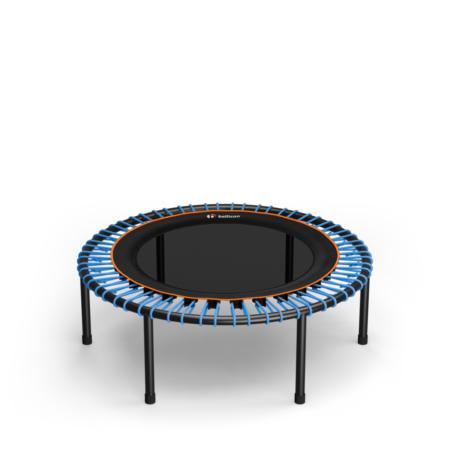 Orange Comfort Mat / Blue Bungees