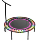 """bellicon® Plus 44"""", Screw-In Legs w/ Pink Standard Mat, Confetti Medium Bungees *Ottawa, Montreal, or Toronto Residents Only*"""