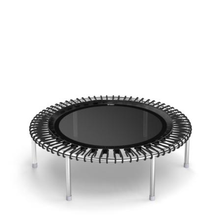 Standard Black Mat / Black Bungees
