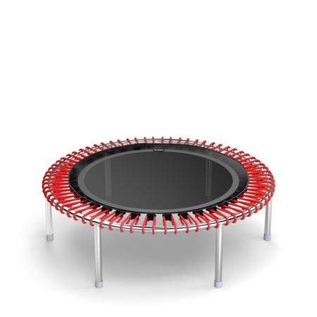 Grey Standard Mat / Red Bungees