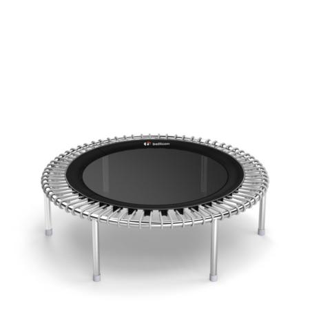 Grey Comfort Mat / Silver Bungees